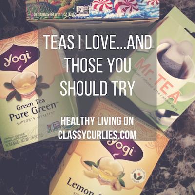 Herbal teas you must try -ClassyCurlies Healthy Living