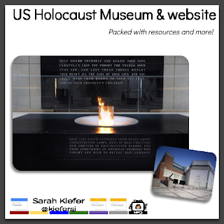 Image for information about the US Holocaust Museum and website