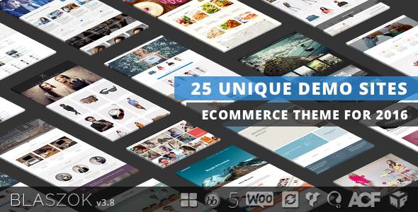 Blaszok v3.8 – eCommerce Theme