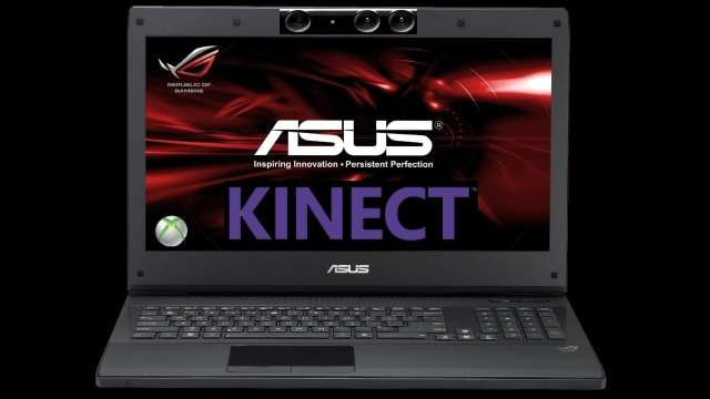 kinect-asus
