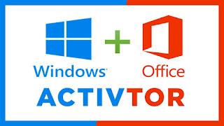 Menggunakan Software Activator Gratis