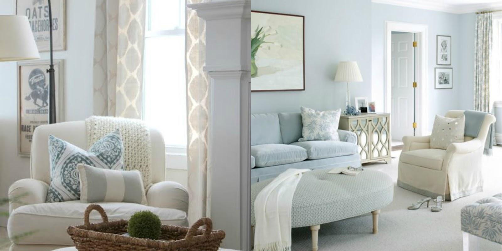 Kristina Suzanne Duck Egg Blue Bedroom Decor