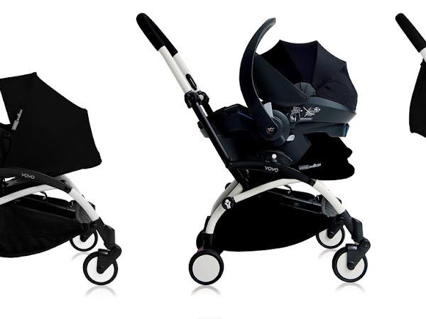Survey stroller compact dan ringan 2017
