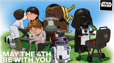 Happy Star Wars Day / Revenge of the Fifth!