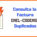 ⚡Consultar FACTURA ENEL-CODENSA 2019