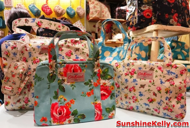 Cath Kidston in Malaysia, cath kidston london, bag, purse, accessories, kids, british brand