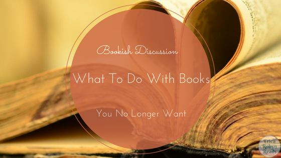 What To Do With Books You No Longer Want