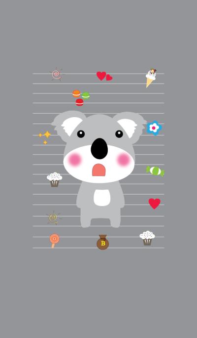 Cute Koala theme v.2 (JP)