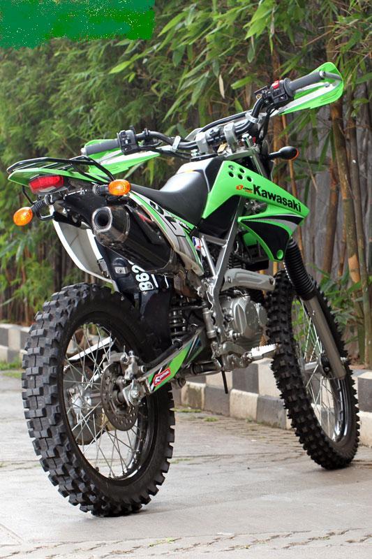Kawasaki Klx  Harga
