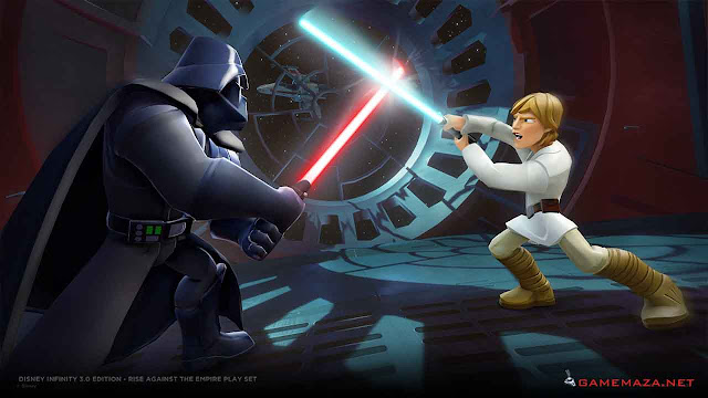Disney Infinity 3.0 Gameplay Screenshot 4