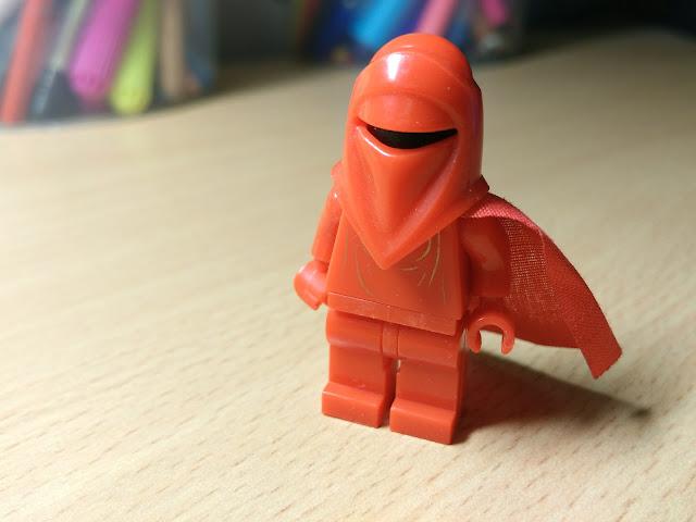 Императорский гвардеец, фигурка лего купить