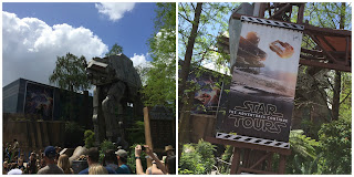 disney hollywood studios 2016 star tours jakku