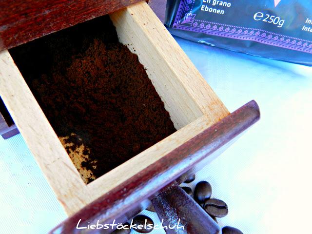 Sortenreiner indischer Kaffee 100 % Arabica