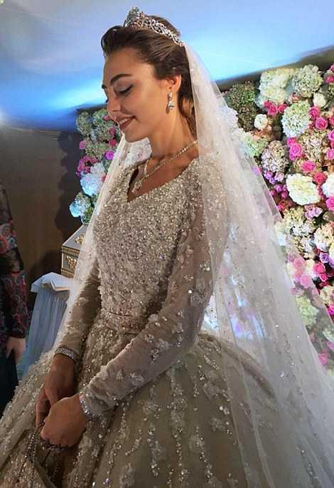 How Much Does An Elie Saab Wedding Dress Cost 36 Stunning  designer wedding dress