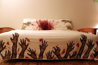 Lenzuola Zombie