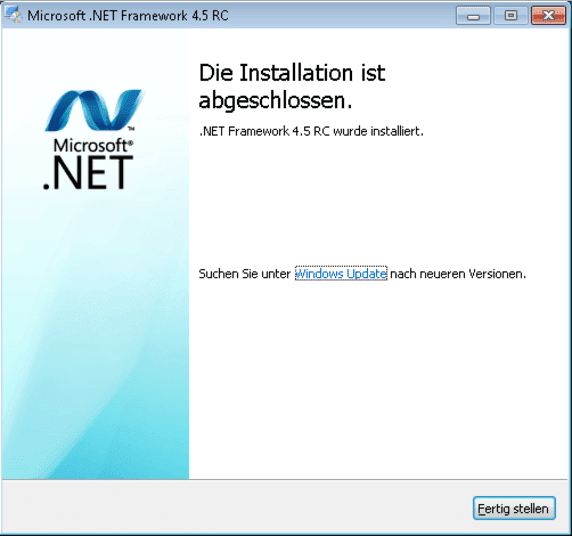 Net framework 3. 0 installation error.