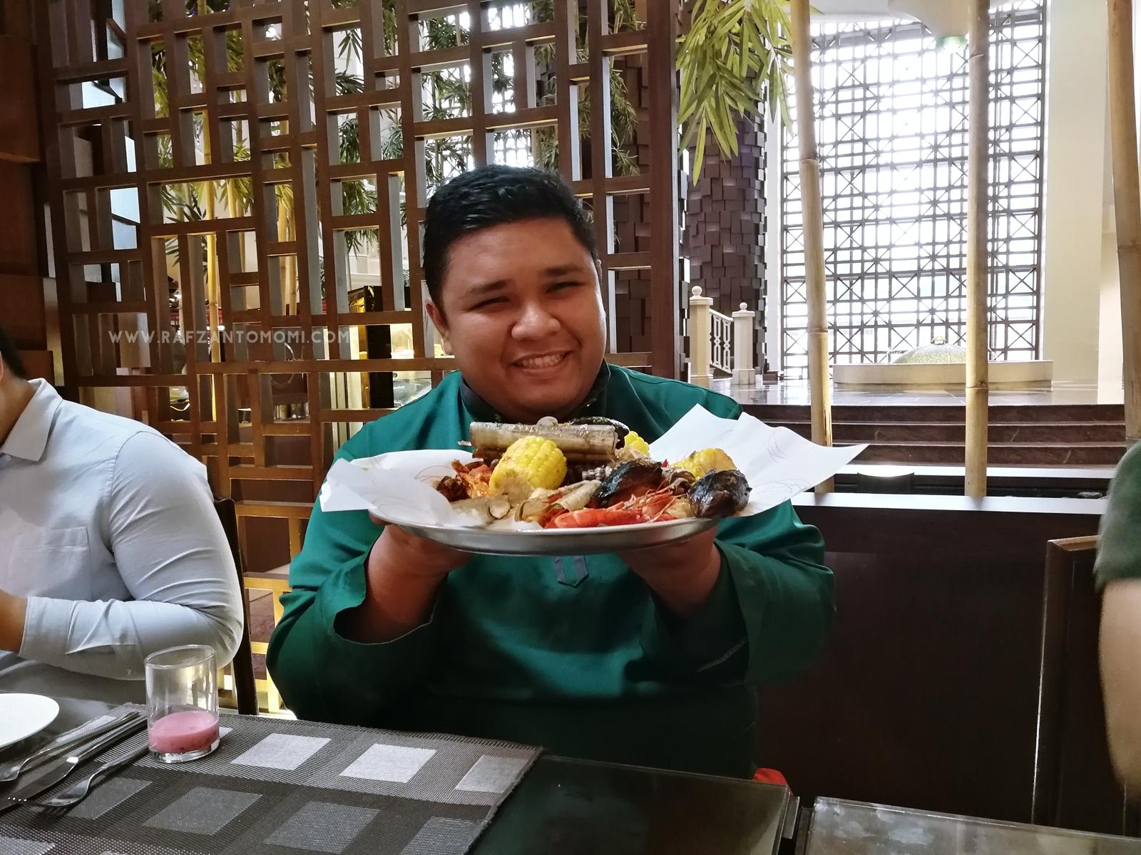 Buffet Ramadhan 2018 - 'Ramadhan Chefs Out' Di Essence, Sheraton Imperial Kuala Lumpur Hotel