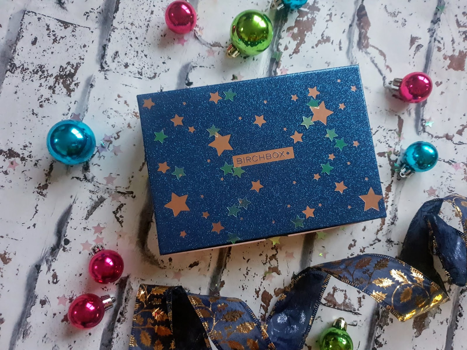 Birchbox december 2018