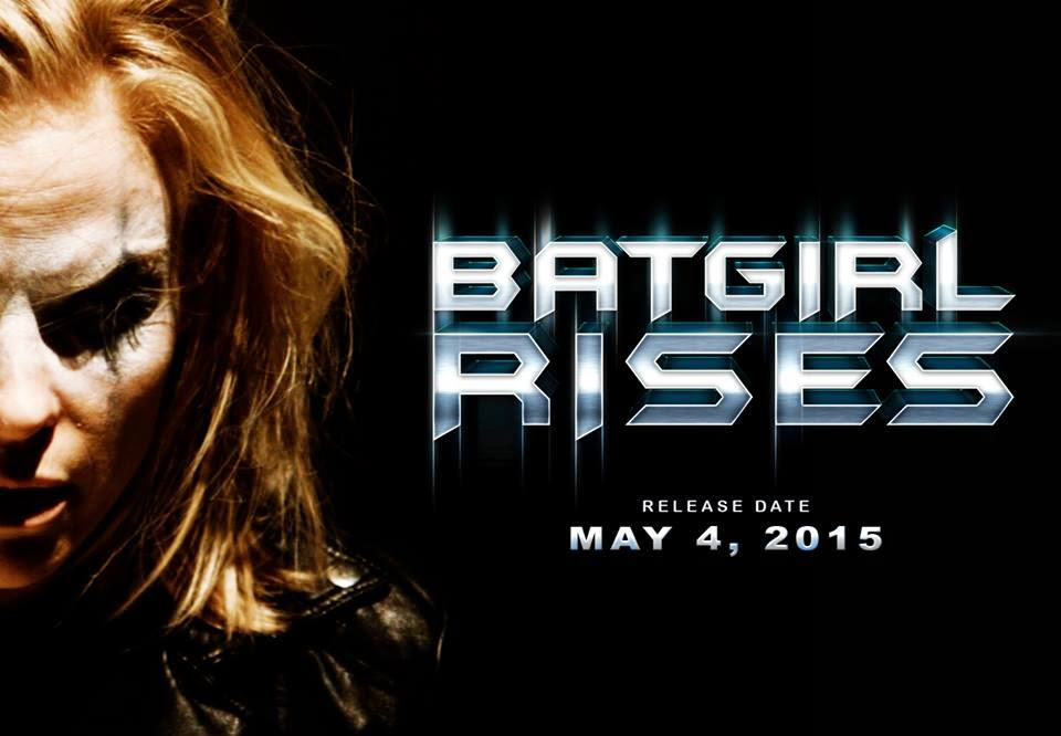 Batgirl Rises Coming Soon