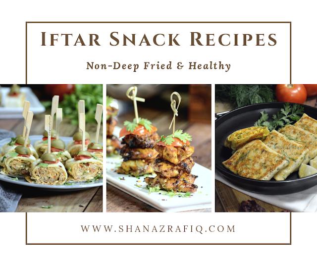 Ramadan Recipes ~ Ramadan Dishes