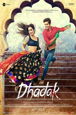 Dhadak 2018 Hindi Full Movie Movie HDTV 720p