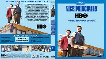 Vice Principals - Temporada / Season 1 - Bluray