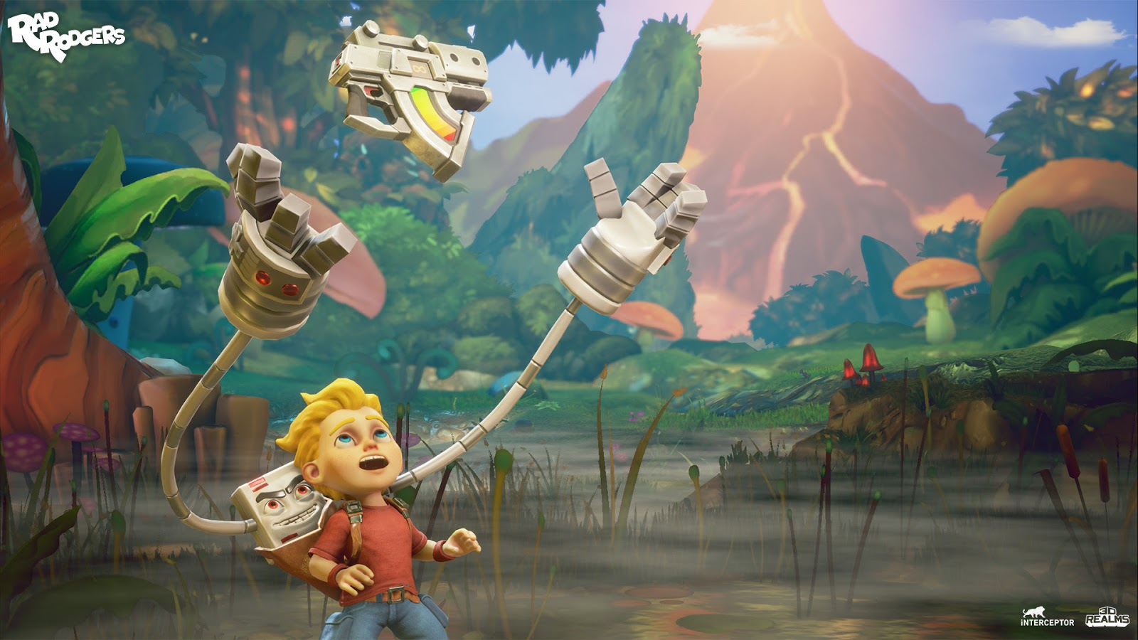 [Coming Soon] Rad Rodgers