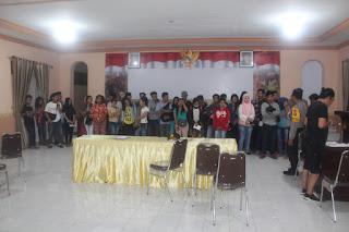 <b>25 Pasangan Muda dan Berstatus Mahasiswa Bukan Muhrim Terjaring Operasi Polres Mataram</b>