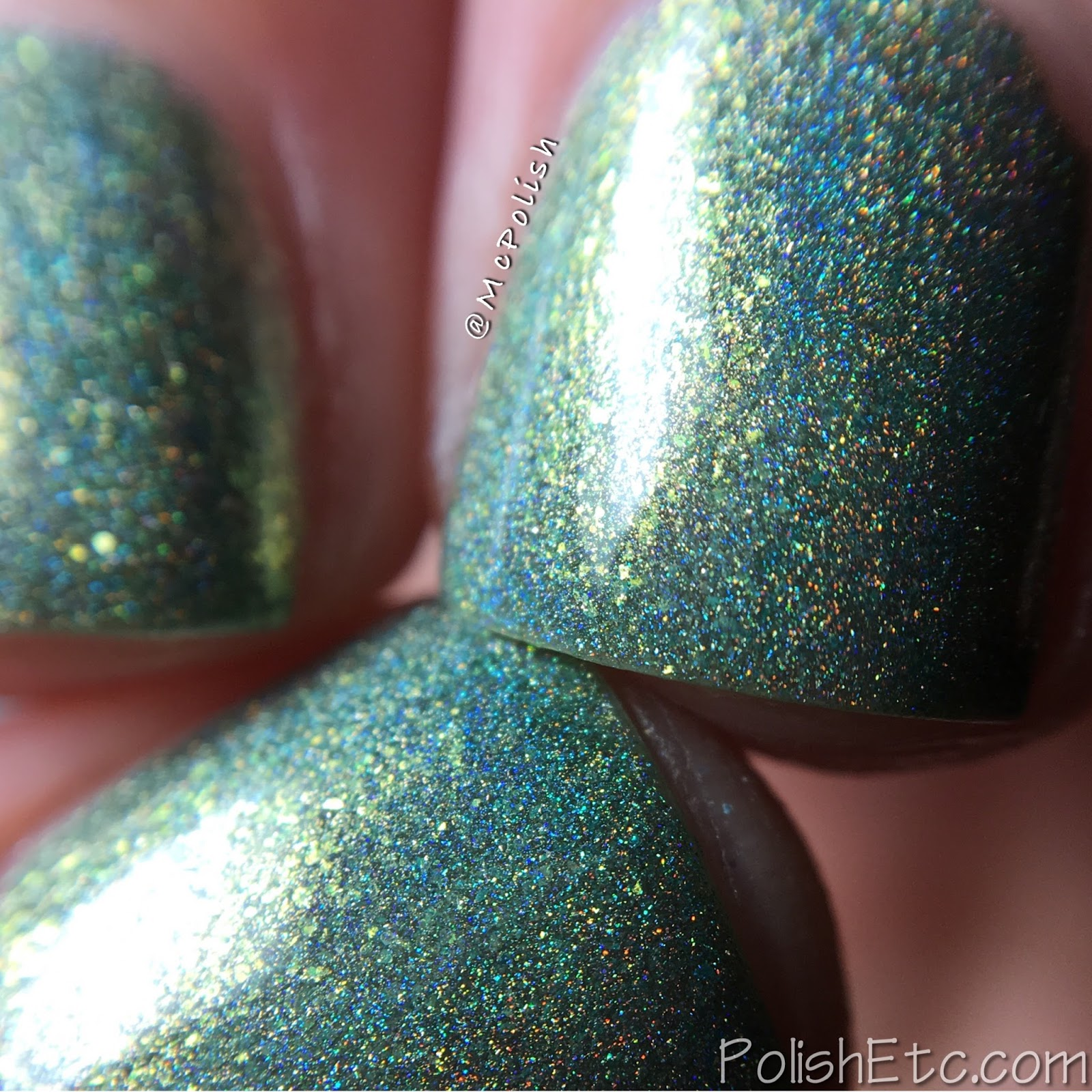 Ellagee - Game of Theories Collection - McPolish - The Gravedigger