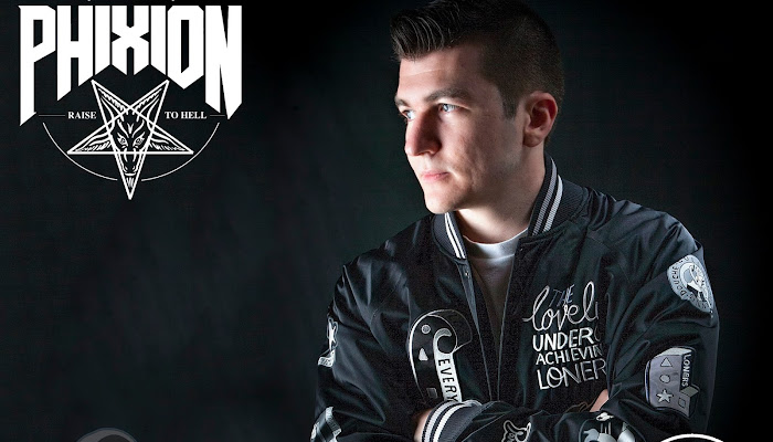 DNB SPAIN PODCAST #6 @ PHIXION