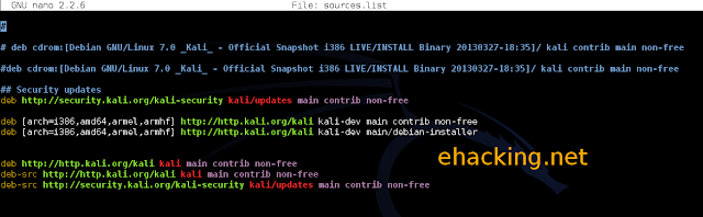 How to Install Software's in Kali Linux - The World of IT