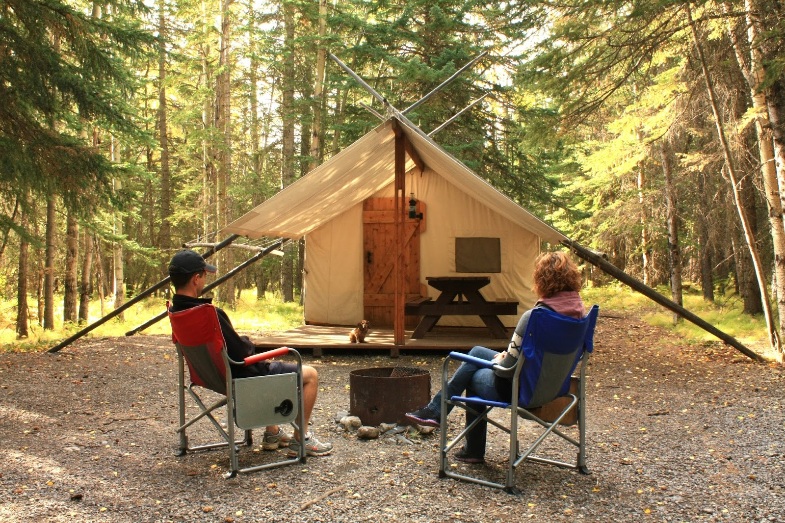 Can You Sleep In Your Car In National Parks Canada