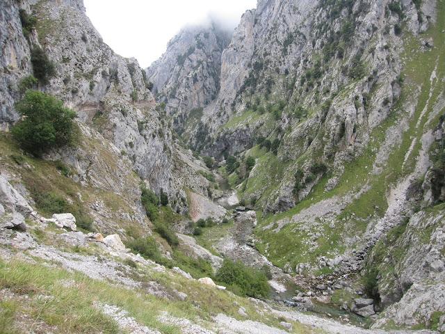Canal de Sabugo - Farfao El Cares