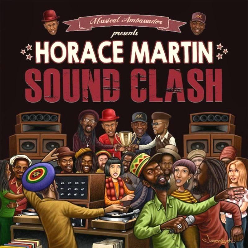 Horace Martin - Negus Roots Players - King Fe Dem