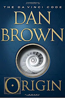 Origin by Dan Brown, literary fiction, thriller, adventure, action, Bilbao, Barcelona, Spain