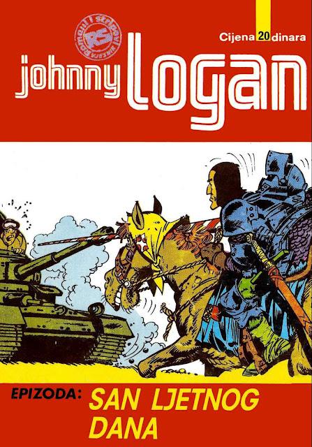 San Ljetnog Dana - Johnny Logan