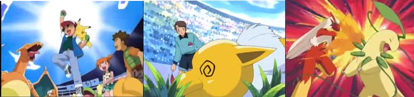 Pokemon Capitulo 62 Temporada 5 Jugando Con Fuego