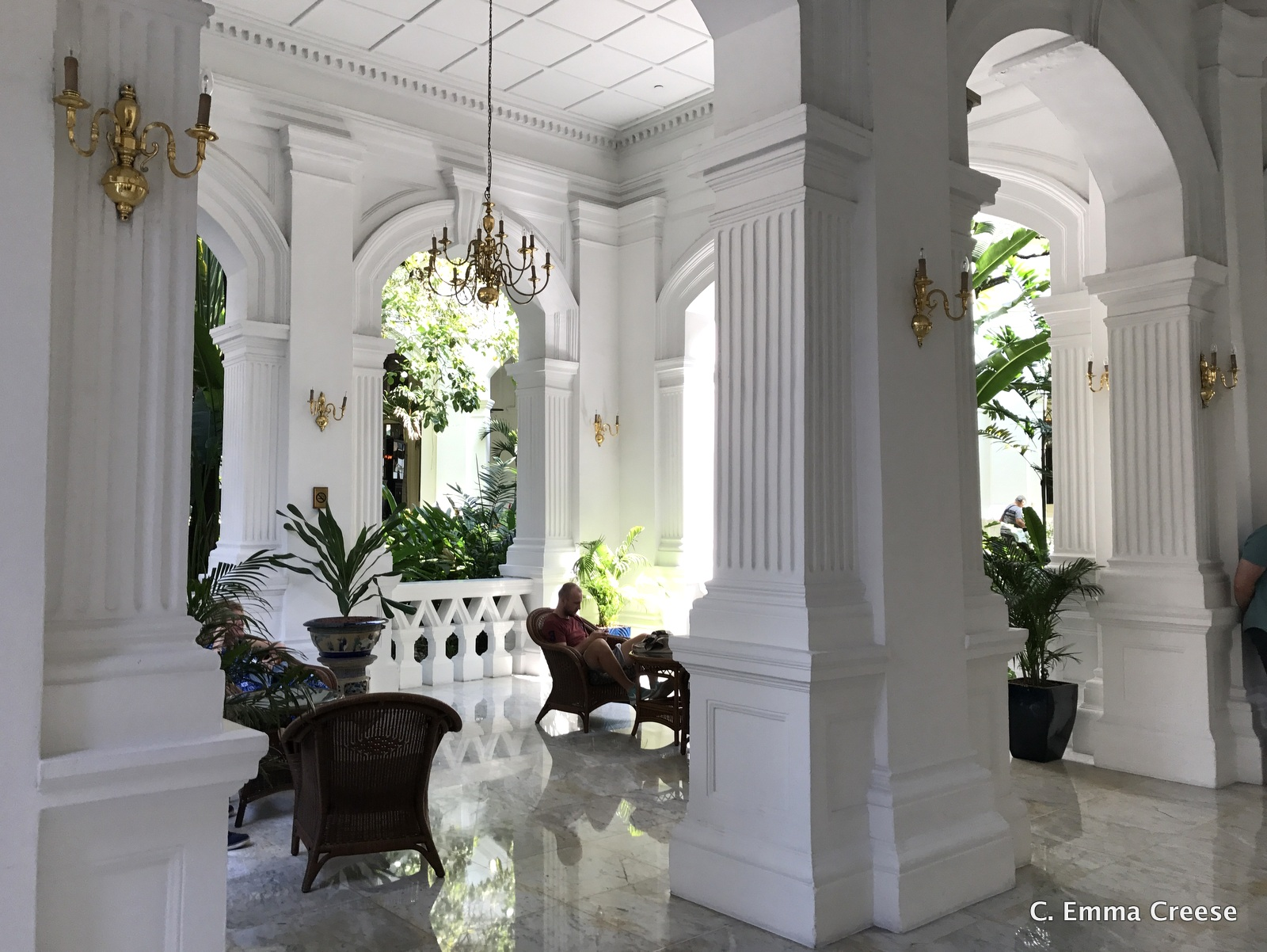 Raffles Luxury Hotel Review Singapore Adventures of a London Kiwi
