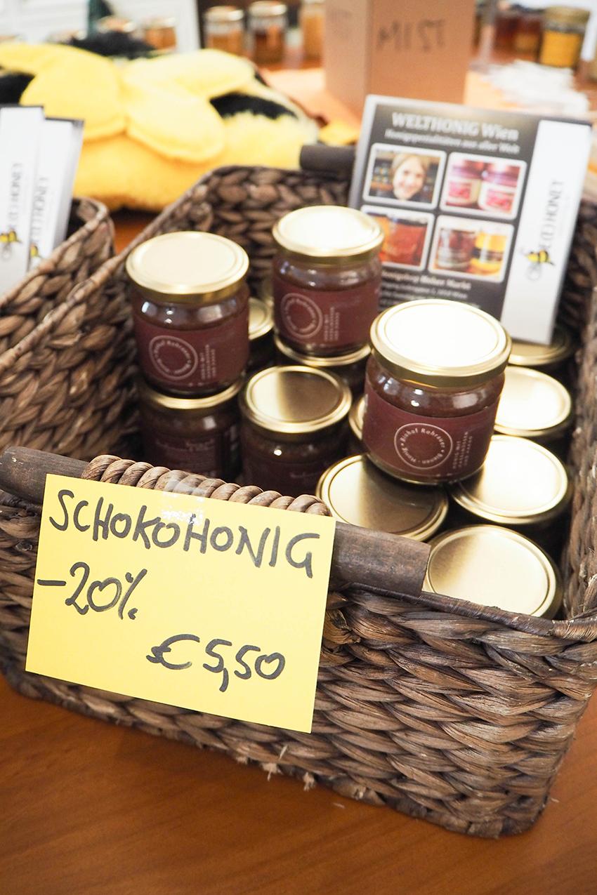 Schokomarathon Honig