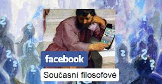 Má Facebooková stránka - Současní filosofové/ filozofové