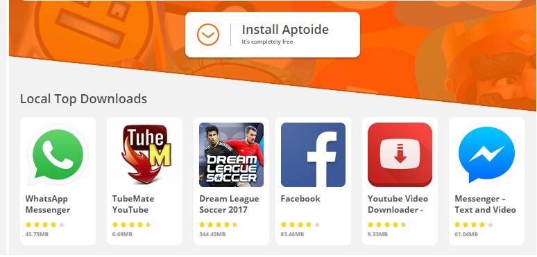 41e728ef0 7 أسباب تجعلك تستخدم تطبيق Aptoide كبديل قوي لمتجر تطبيقات جوجل