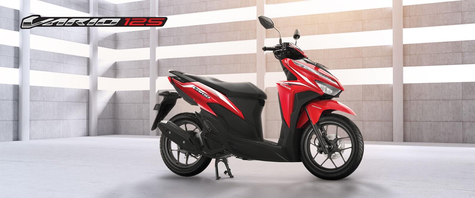 Marketing Jepara Update Daftar Harga Honda Motor Wilayah Jepara