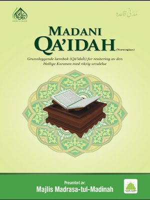 Download: Madani Qaidah pdf in Norwegian