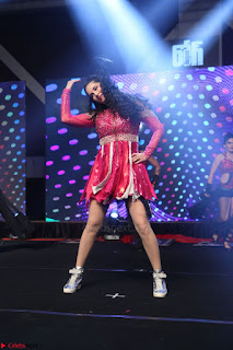 Sunny Leone Dancing on stage At Rogue Movie Audio Music Launch ~  227.JPG