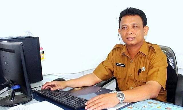 Pelaksana Tugas Kepala Bagian Humas Sekretariat Daerah Kota Pematangsiantar, Jalatua Hasugian.