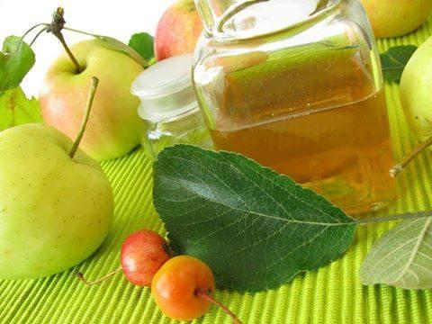 فوائد واهمية خل التفاح .