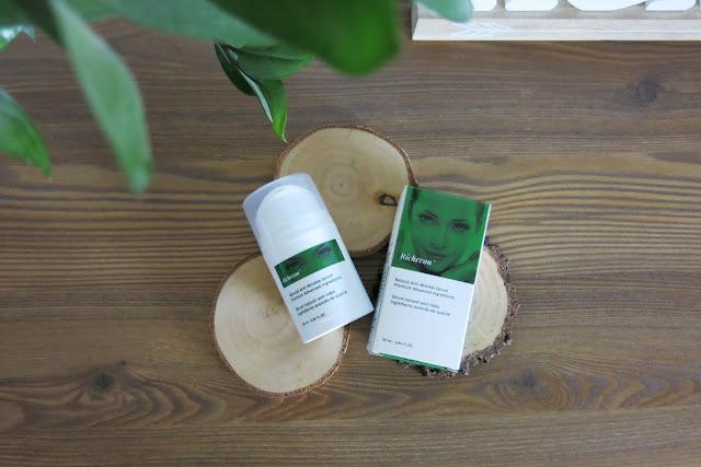 Richevon   Krem przeciwzmarszczkowy   Natural Anti-wrinkle Serum
