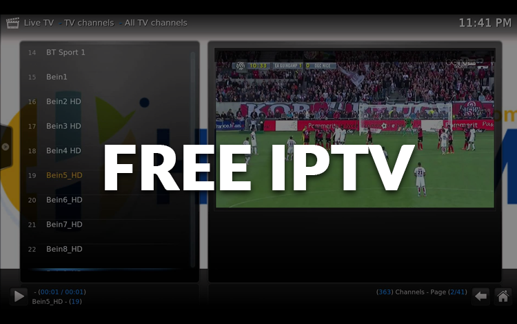 IPTV M3u8 Smart Tv Mobile Free Playlist 12/11/2018 - iptv4u