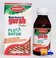 Madu Herbal Gurah FLUBA