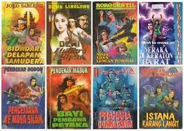 Cerita silat indonesia online